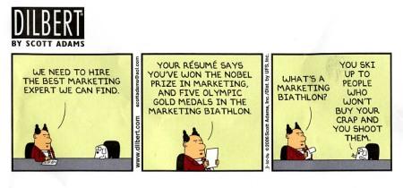 Marketing Biathlon